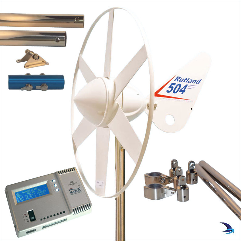 Rutland - 504 Wind Generator Duo Kit
